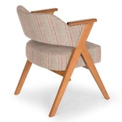 Santana Ahşap Cafe Sandalyeleri
