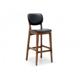 Latina Ahşap Bar Sandalyeleri