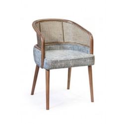 Ahşap Hasır Sandalye