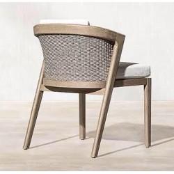 Hasır Ahşap Sandalye