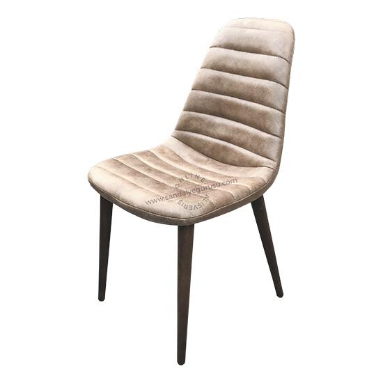 Dım Dım Ahşap Sandalye