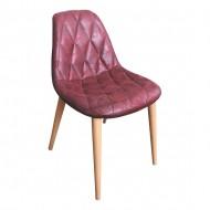 Torna Ayaklı Yemek Sandalyesi