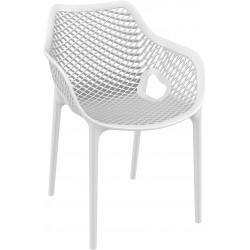 Siesta Aır xl Sandalye Beyaz