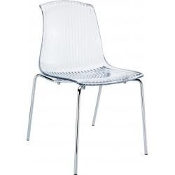 Siesta Allegra Sandalye şeffaf Transparan