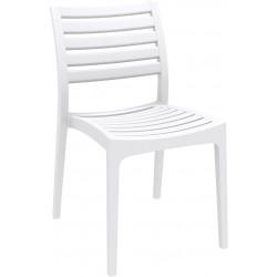 Siesta Ares Sandalye beyaz
