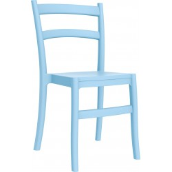 Siesta Tiffany Sandalye Açık Mavi