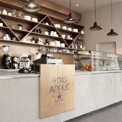 Cafeler İçin Bar Bankoları