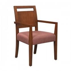 Ahşap Kollu Sandalye 16