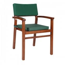 Ahşap Kollu Sandalye 20
