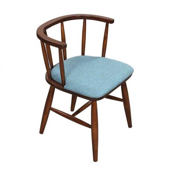 Ahşap Kollu Sandalye 30