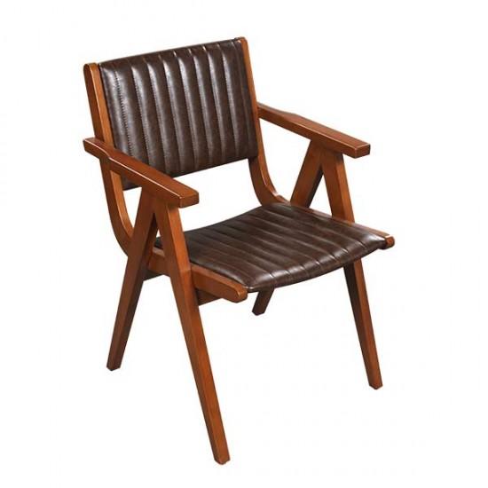 Ahşap Kollu Sandalye 32