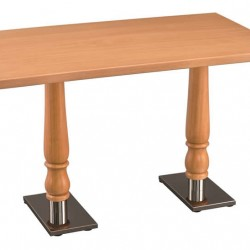 Ares İkili Werzalit Cafe Masaları