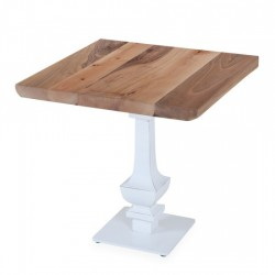 Doğal Ağaç Cafe Masası