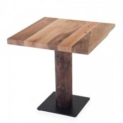 Doğal Kütük Cafe Masası