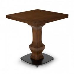 Doğal Ceviz  Cafe Masası