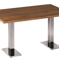 Bold İkili Compact Cafe Masaları