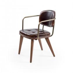 Abin Kollu İç Mekan Cafe Sandalyesi