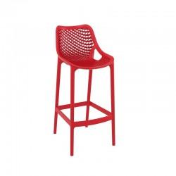 Air Bar Sandalyesi Kırmızı