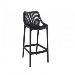 Air Bar Sandalyesi  Siyah