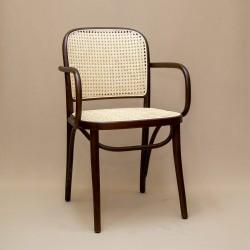 Thonet Kollu Hasır Döşemeli Sandalye