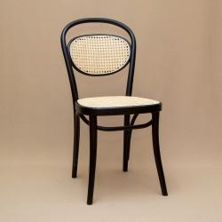 Thonet Black Hazeranlı Sandalye